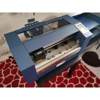 EzCut AF330 Auto Feeder Cutting plotter.