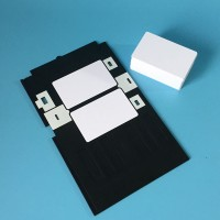 HD iD PVC Card Tray (54mm x 86mm) For Epson Printer