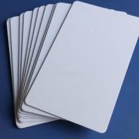 HD iD Printable Blank Inkjet PVC Card 54mm x 86mm