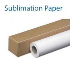 """Sublimation Paper 100g (44"""" x 100m)"""