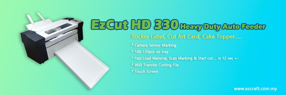 EzHD 330 Auto Feeder