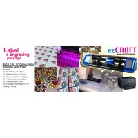 Ez Cut Label & Engraving Package
